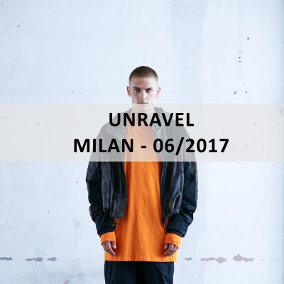 Blue™ Italy for: UNRAVEL - Milan - 06/2017 - www.blueitaly.org