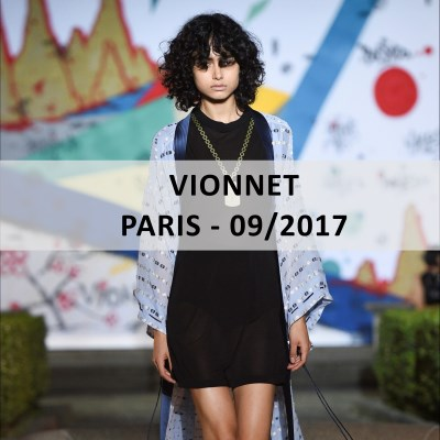 Blue™ Italy for: VIONNET - Paris - 09/2017 - www.blueitaly.org