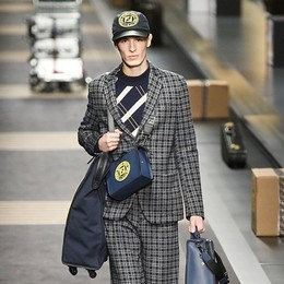Blue™ Italy for: FENDI - Milan - 01/2018 - www.blueitaly.org