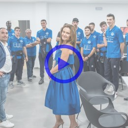 Blue™ Italy story: Blue Palace Inauguration 09/2019 - www.blueitaly.org