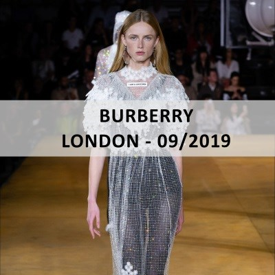 Blue™ Italy for: BURBERRY - London - 09/2019 - www.blueitaly.org