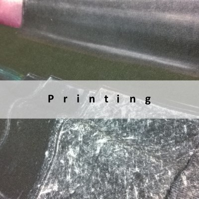 Techniques: Printing